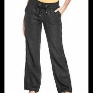 Marciano Andi linen zip pants